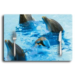set de table collection faune marine