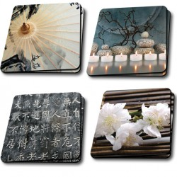 Sous verre collection Zen