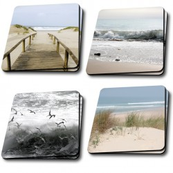 Sous verre collection Marine