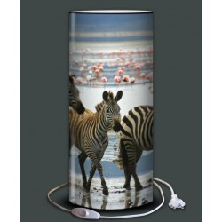 lampe personnalisée animaux sauvages